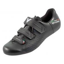 Scarpe Bici Corsa Vittoria Rapide Nero