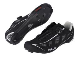Scarpe Bici Corsa XLC CB-R08 con Carbonio Nero