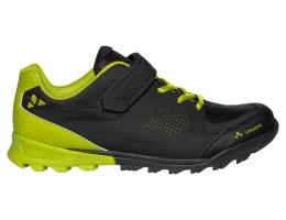 Scarpe MTB Vaude AM Downeville Light Nero Verde Fluo