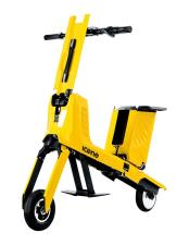 Scooter Elettrico Icone Vojager Active Trolley Giallo
