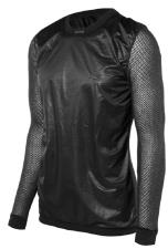 Super Thermo Shirt M-Windfront Nero