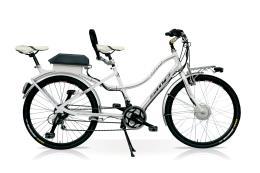 Tandem Elettrico SpeedCross Tandem Compact Motore Ansmann